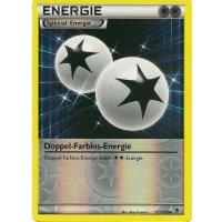 Doppel-Farblos-Energie 111/119 REVERSE HOLO