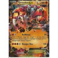 Groudon-EX 85/160 HOLO
