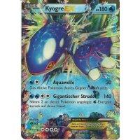 Kyogre-EX 54/160 HOLO