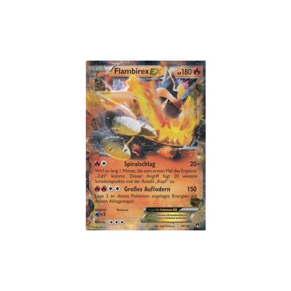 Flambirex-EX 14/122 HOLO
