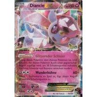 Diancie-EX 72/124 HOLO