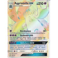 Aggrostella-GX 154/145 RAINBOW