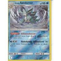 Alola-Sandamer 20/145 REVERSE HOLO