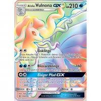 Alola-Vulnona-GX 150/145 RAINBOW
