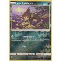 Alola-Rattfratz 81/147 REVERSE HOLO