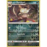 Alola-Rattikarl 82/147 REVERSE HOLO