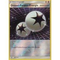 Doppel-Farblos-Energie 69/73 REVERSE HOLO