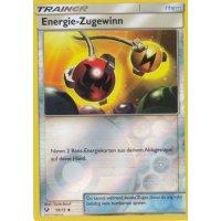 Energie-Zugewinn 59/73 REVERSE HOLO