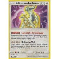 Schimmerndes Arceus 57/73 HOLO