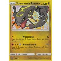 Schimmerndes Rayquaza 56/73 HOLO