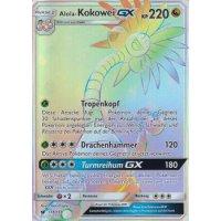 Alola-Kokowei-GX 118/111 RAINBOW