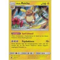 Alola-Raichu 31/111 HOLO