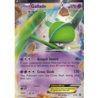 Gallade-EX XY45 PROMO (englisch)