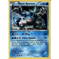 Black Kyurem XY160 PROMO (englisch)