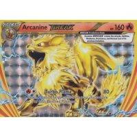 Arcanine BREAK XY180 PROMO (englisch)