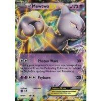 Mewtwo-EX XY183 PROMO (englisch)