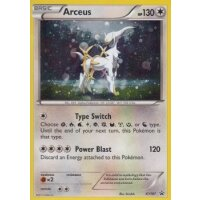 Arceus XY197 PROMO (englisch)
