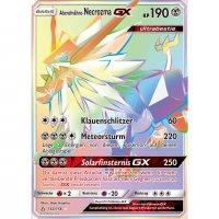 Abendmähne-Necrozma-GX 163/156 RAINBOW
