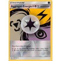 Aggregat-Energie ElektroPsychoMetall 138/156 REVERSE HOLO