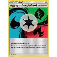 Aggregat-Energie PflanzeFeuerWasser 137/156