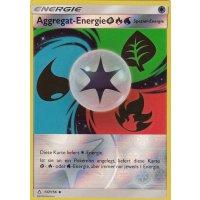 Aggregat-Energie PflanzeFeuerWasser 137/156 REVERSE HOLO