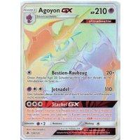 Agoyon-GX 134/131 RAINBOW