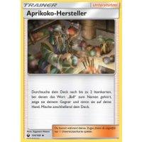 Aprikoko-Hersteller 124/168