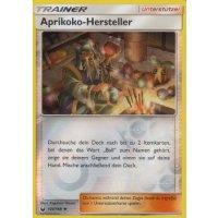 Aprikoko-Hersteller 124/168 REVERSE HOLO