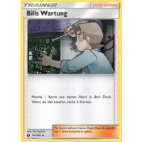 Bills Wartung 126/168