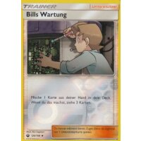 Bills Wartung 126/168 REVERSE HOLO