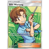 Bills Wartung 162/168 FULLART