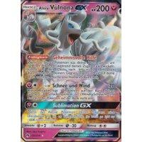 Alola-Vulnona-GX 132/214 HOLO