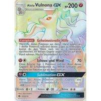 Alola-Vulnona-GX 225/214 RAINBOW