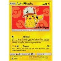 Ashs Pikachu SM109 PROMO