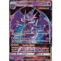 Agoyon Pokémon-GX rot SM125 PROMO