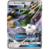 Boreos Pokémon-GX SM134 PROMO