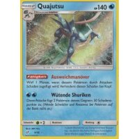 Quajutsu 09/18 HOLO