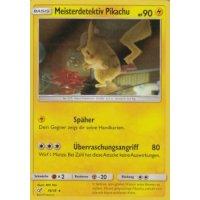 Meisterdetektiv Pikachu 10/18 HOLO