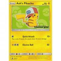 Ashs Pikachu SM112 (englisch) PROMO