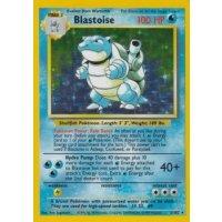 Blastoise 2/102 HOLO