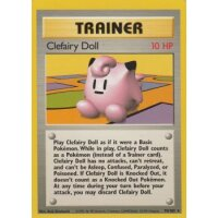 Clefairy Doll 70/102