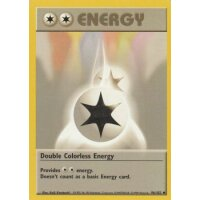 Double Colorless Energy 96/102