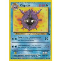 Cloyster 32/62