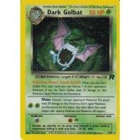 Dark Golbat 7/82 HOLO
