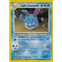 Light Azumarill 13/105 HOLO