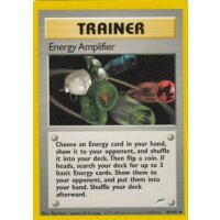 Energy Amplifier 98/105