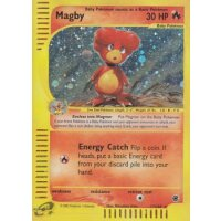 Magby 17/165 HOLO