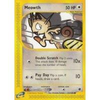 Meowth 121/165