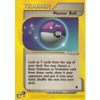 Master Ball 143/165
