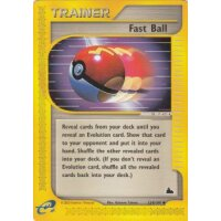 Fast Ball 124/144